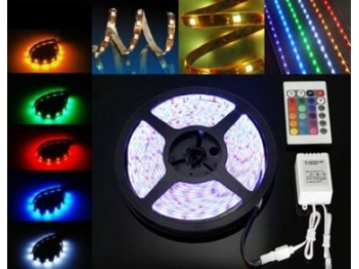 Лента светодиодная RGB