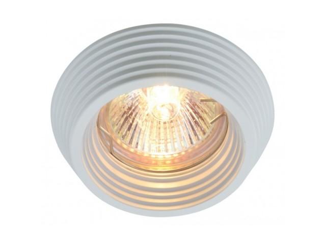 Точечный светильник Arte Lamp A1058PL-1WH Cromo